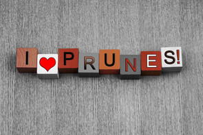 Prunes are good!