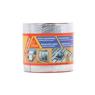 Banda bituminoasa etansare hidroizolatii Sika MultiSeal aluminiu 3 m x 100 mm