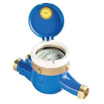Contor apă rece ZENNER MNK/MNK-N cu mecanism umed (R160)