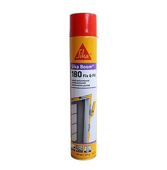 Spuma poliuretanica de uz general, Sika Boom-580 Fix & Fill, 750 ml