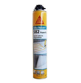 Spuma poliuretanica pentru polistiren, Sika Boom®-582 Foam Fix, 750 ml