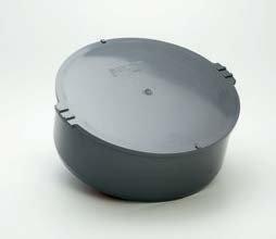 Dop PVC SN8 (KGM)