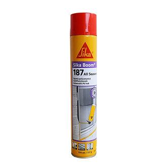 Spuma poliuretanica, cu aplicare manuala, Sika Boom-187 All Seasons, 750 ml