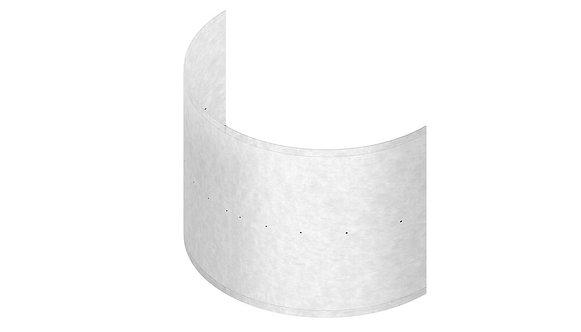 PLACA GIPS-CARTON FLEXIBIL NIDA FLEX 6,5