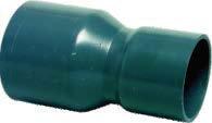 Niplu redus PVC presiune - lipire 2