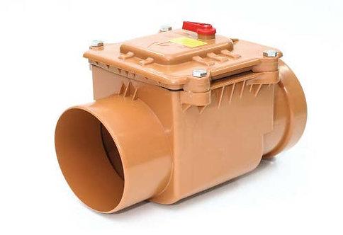 Clapetă de sens PVC (anti-retur) (KGSZ)