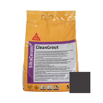 Chit de rosturi placari ceramice, Sikaceram Cleangrout, dark brown