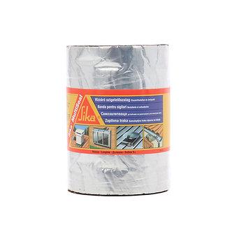 Banda bituminoasa etansare Sika MultiSeal aluminiu 3 m x 150 mm