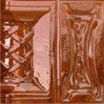 Cahle teracota Macon clasic-Model T, stalp, culoare maro M12