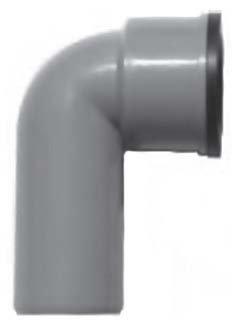 Cot tehnic PP cu garnitură - adaptor PP-oțel