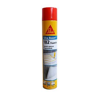 Spuma poliuretanica pentru polistiren,  Sika Boom-182 Foam Fix, 750 ml