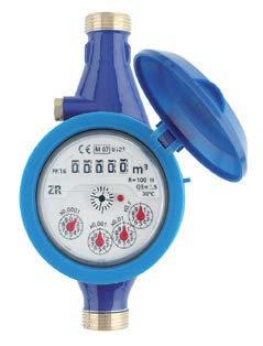 Contor apă rece ZENNER MTK-S-N cu mecanism uscat (R80)