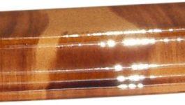 Cahle teracota Macon clasic, lateral cornişă RR, maro BM12