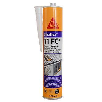 Adeziv sigilant Sika Sikaflex - 11 FC+, alb, 300 ml