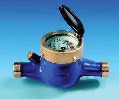 Contor apă rece Multijet ZENNER MTK-N cu mecanism uscat (R80)