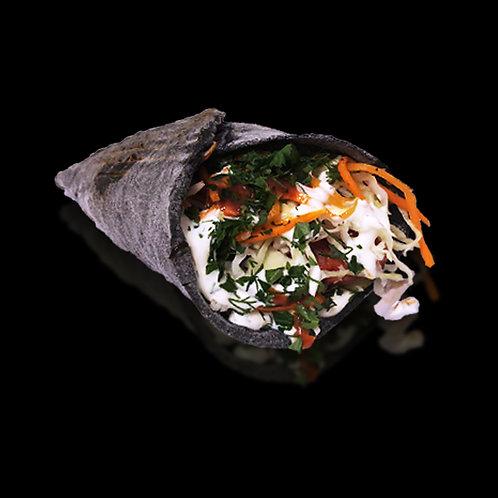 BLACK Шаурма из Сёмги с сыром