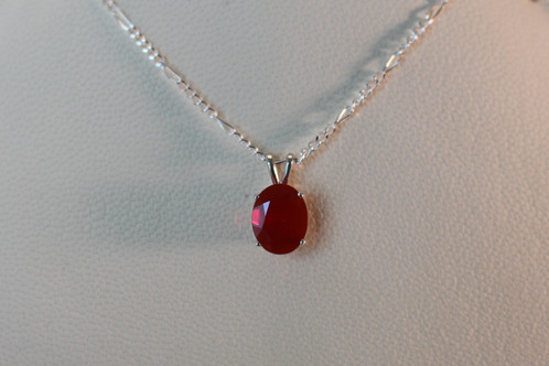Mexican fire opal necklace sterling silver jewelry sun valley mexican fire opal necklace aloadofball Image collections