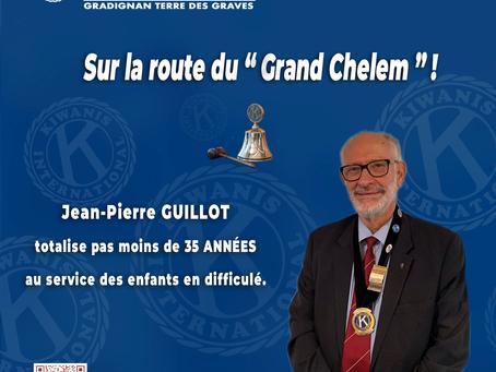 """Sur la route du """"Grand Chelem"""" !"""