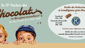 11ème Salon du Chocolat et des Gourmandises...