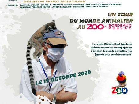 Un tour monde animalier au Zoo Bordeaux Pessac !