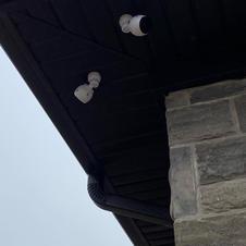 Unifi G4 Bullet Camera installation