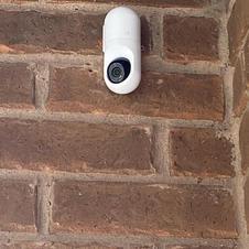 Unifi G3 Flex security camera