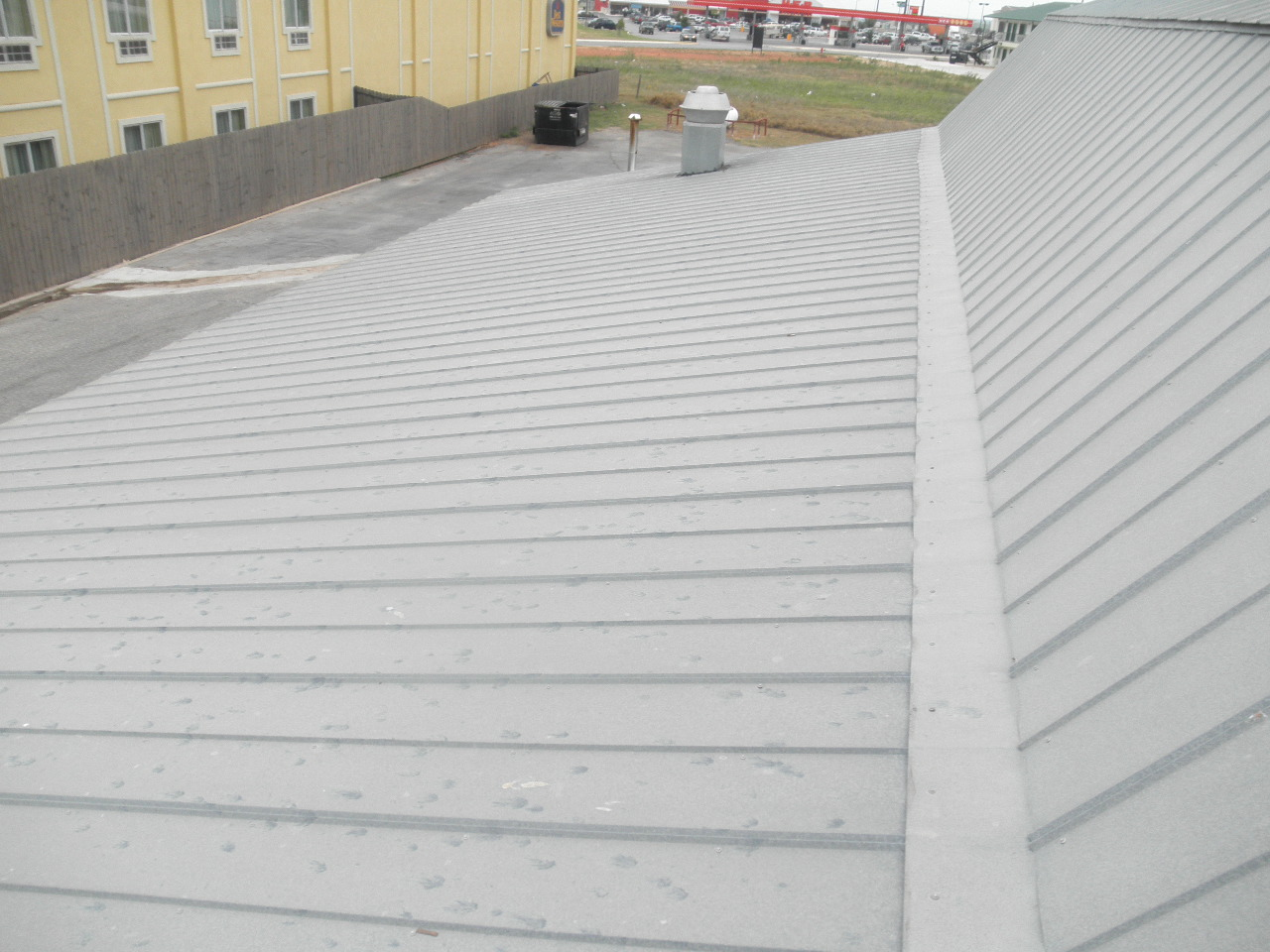 Metal Replacement Roofing