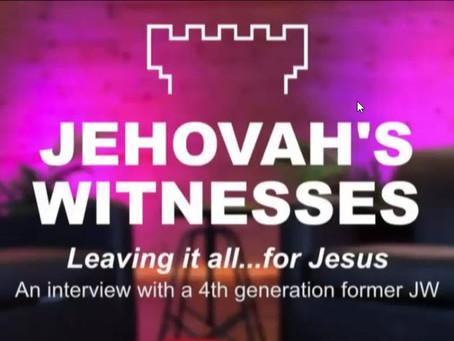 Pastor Interviews 4th Generation JW
