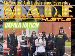 M.A.D.E Hustle