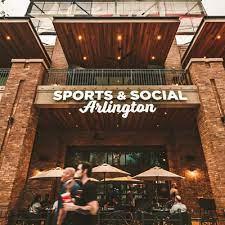 Sports & Social Arlington