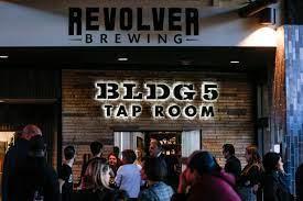 Revolver Brewing BLDG 5 Tap Room