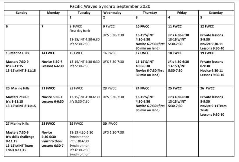 PWSS Sept 2020 practice calendar.JPG