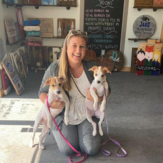 Happy Tails Rose and Violet!