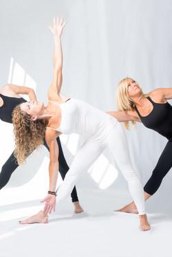 The Eau Claire Yoga Room - Triange