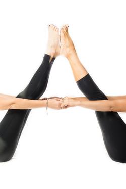 The Eau Claire Yoga Room - Legs