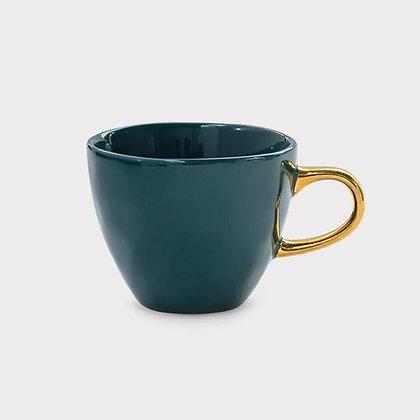 Mini Goodmorning Cup Blue green