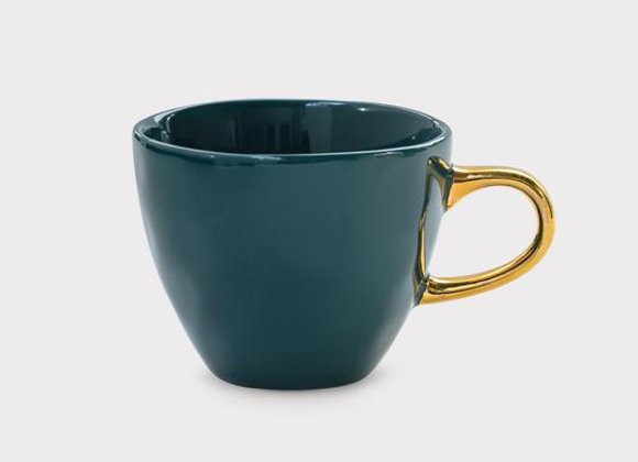 Mini Goodmorning Cup Blue green