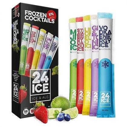 Frozen cocktail ijsjes