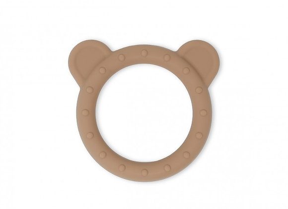 TEETHER BEAR NATURAL