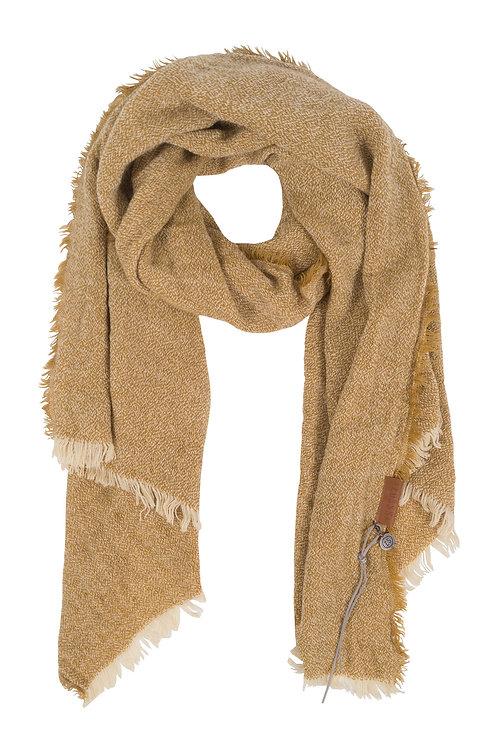 Gespikkelde sjaal - Oker
