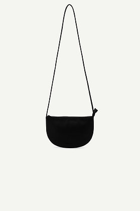 Farou Half Moon Bag zwart