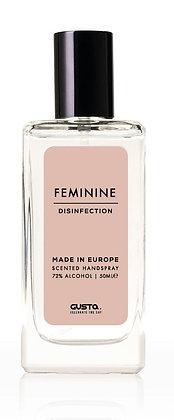 Feminine- Desinfectie Handspray - Gusta
