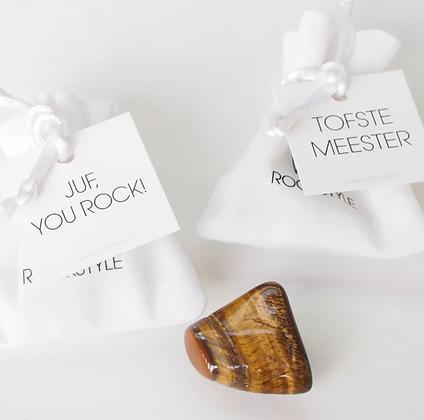 MEESTER, YOU ROCK - Tijgeroog