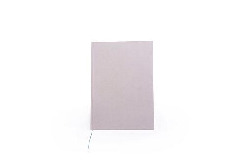 Notitieboek Velvet - Zandkleur