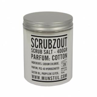 Scrubzout - Cotton