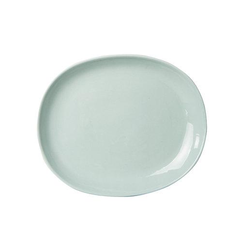UNC Plate urban clay - Licht Groen Ø25cm