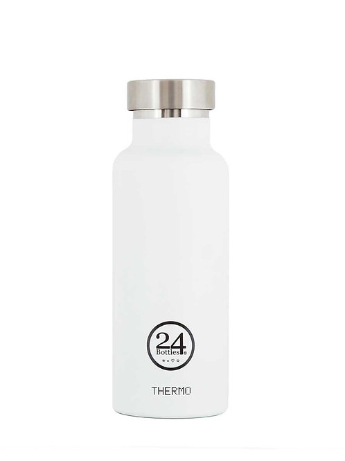 Thermo Bottle - Wit 500ml