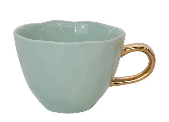 Good Morning cup Celadon / Mint groen