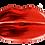 Thumbnail: Bisous, Bisous! Red Lips (kadoblik)