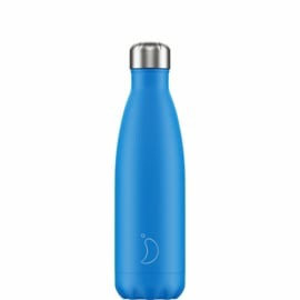 Chilly's bottle Neon blue